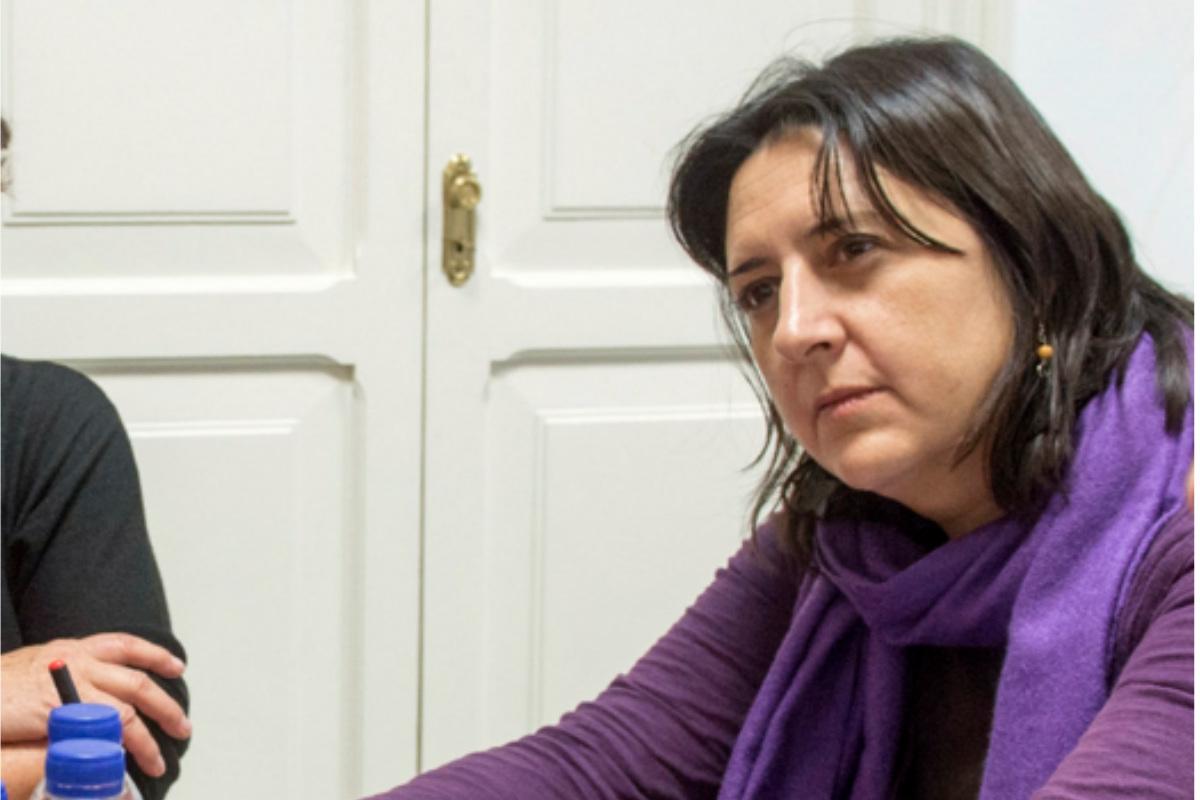 Rosa Perez Garijo, de Esquerra Unida, investigada por el caso Imelsa. (Foto: Dival)