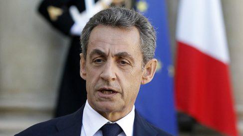 Nicolas Sarkozy, ex presidente de Francia. (Foto: Getty)