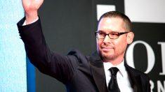 El director de cine Bryan Singer.