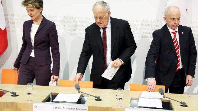 Suiza rechaza en referéndum la deportación de inmigrantes que cometan delitos menores
