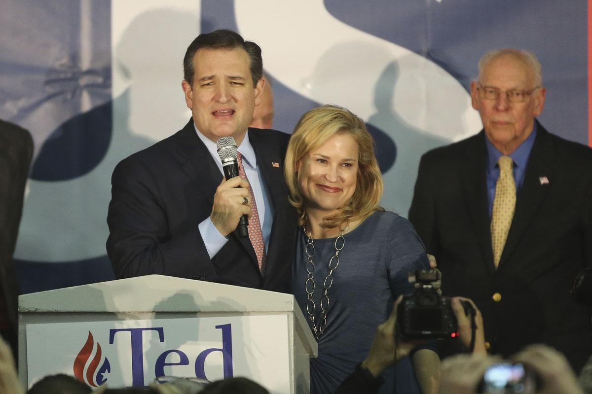 Ted Cruz. (Foto: AFP)