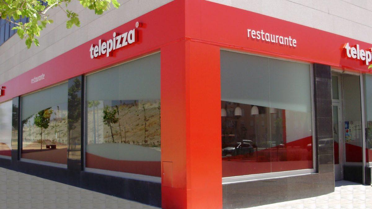 Establecimiento de Telepizza (Foto: TELEPIZZA).