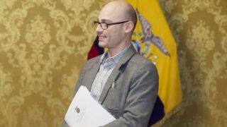 José María Guijarro. (Foto: Presidencia de Ecuador)