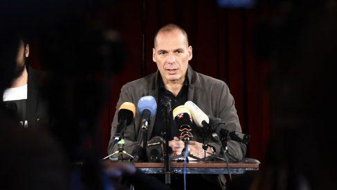 Yanis Varoufakis. (Foto: AFP)