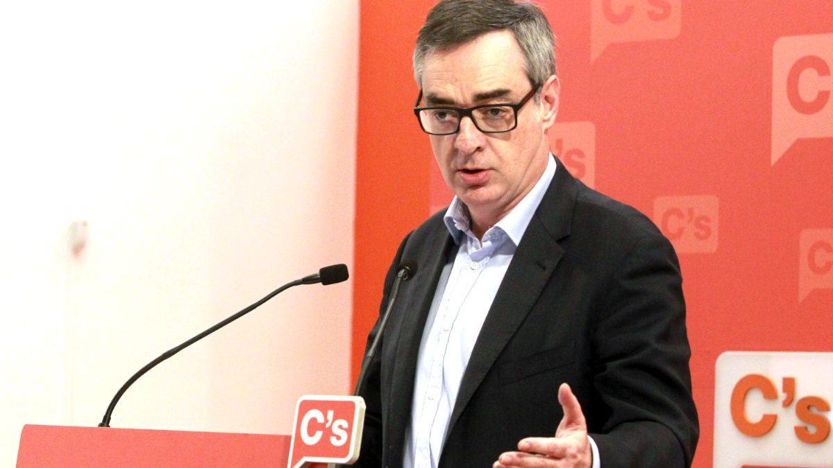 José Manuel Villegas en una rueda de prensa (Foto: Efe).