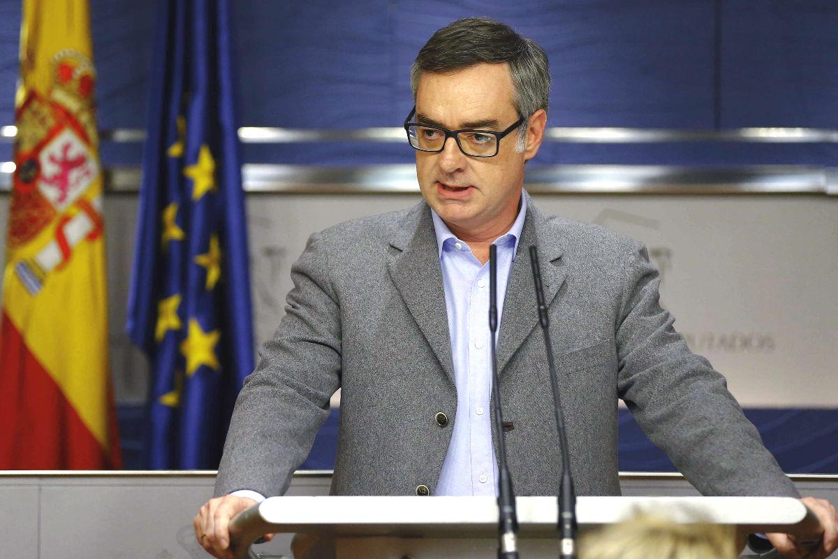 El portavoz adjunto de Ciudadanos, José Manuel Villegas (Foto: Efe)