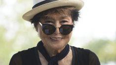 Yoko Ono. (Foto: AFP)