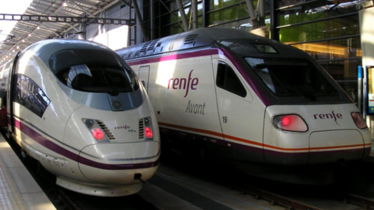 Imagen del interior de una de las estaciones de Renfe.