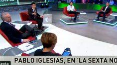 Imagen del programa LaSexta Noche, que ha batido récords de audiencia en el 2015.