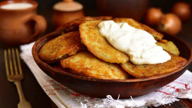 tortitas de patata caseras