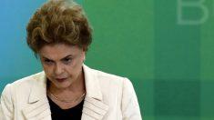 Imagen de la líder del PT, Dilma Rousseff. (Getty)