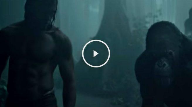 Warner Bros lanza el tráiler de la última adaptación de Tarzán