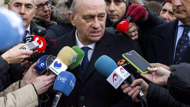 Fernández Díaz: «La Generalitat trabaja por la independencia y luego llama a 'papá Estado' para financiarse»