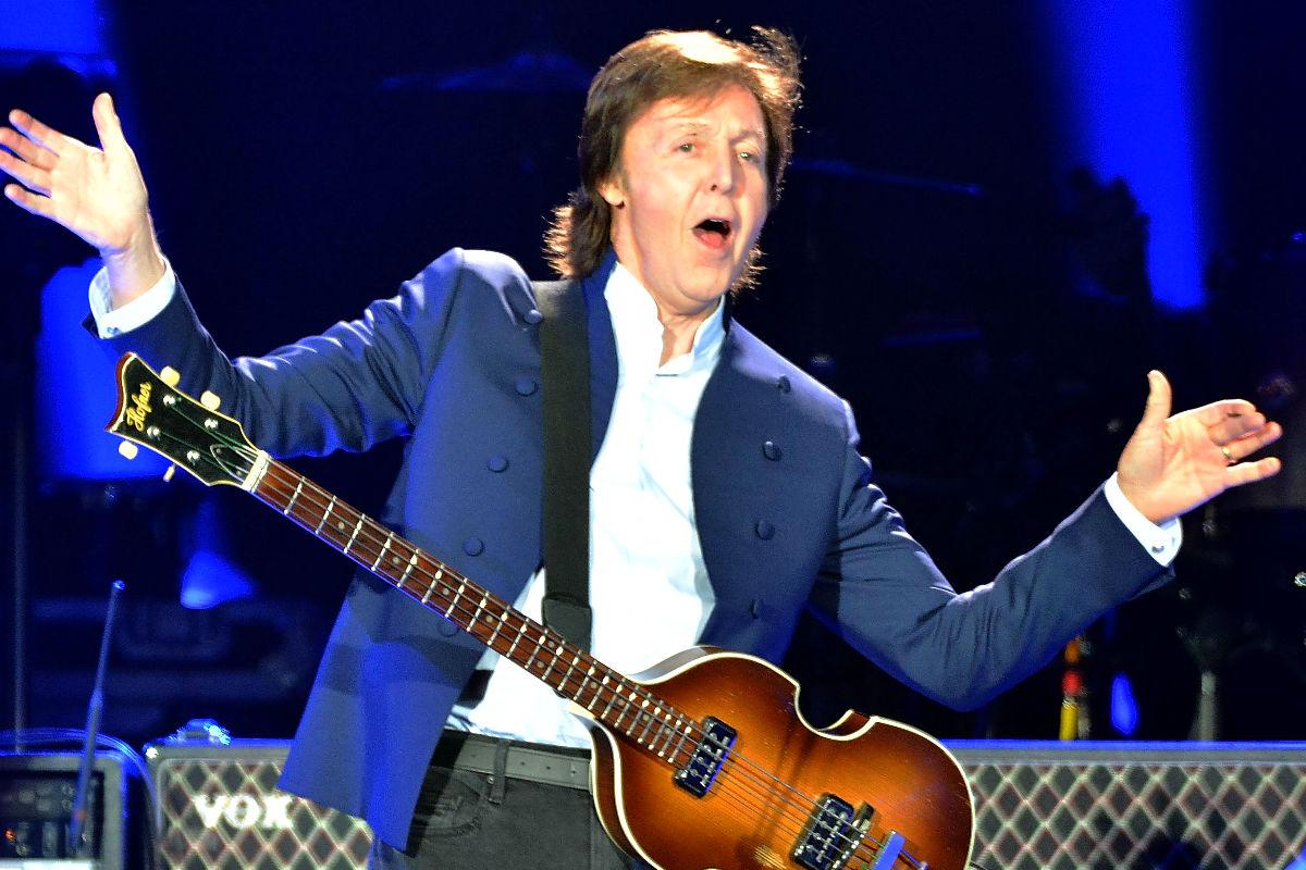 Paul McCartney. (Foto: Getty)