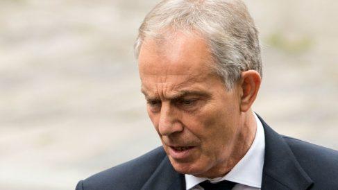 Imagen del ex primer ministro británico perteneciente al partido laborista, Tony Blair. (Efe)