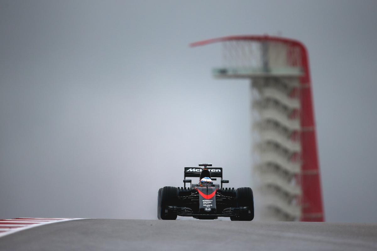 Fernando Alonso sigue teniendo fe en McLaren. (Getty)