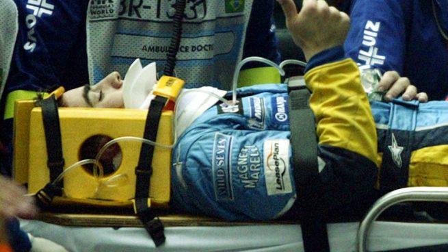 Los accidentes que mandaron a Fernando Alonso al hospital