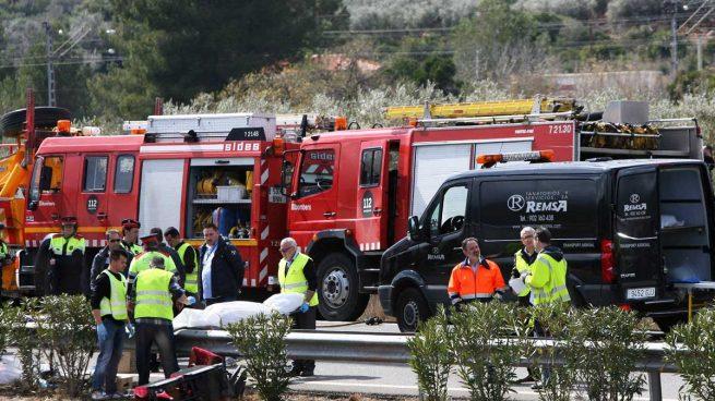Uno de los accidentes de autobús más graves de las últimas décadas