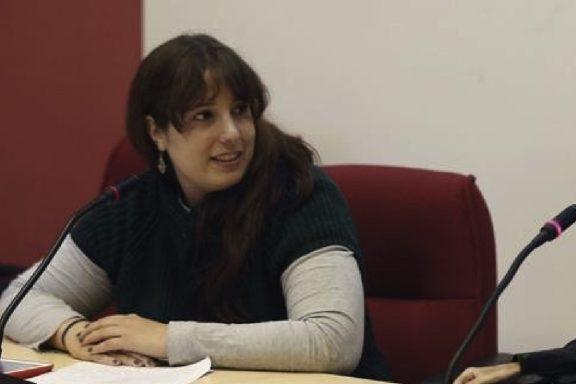 Alba Contreras, ascenso en Podemos Madrid. (Foto: EFE)