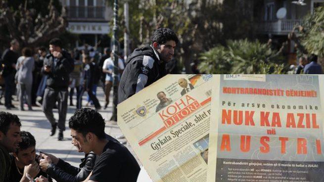 Austria financia una campaña en Afganistán para desalentar la migración