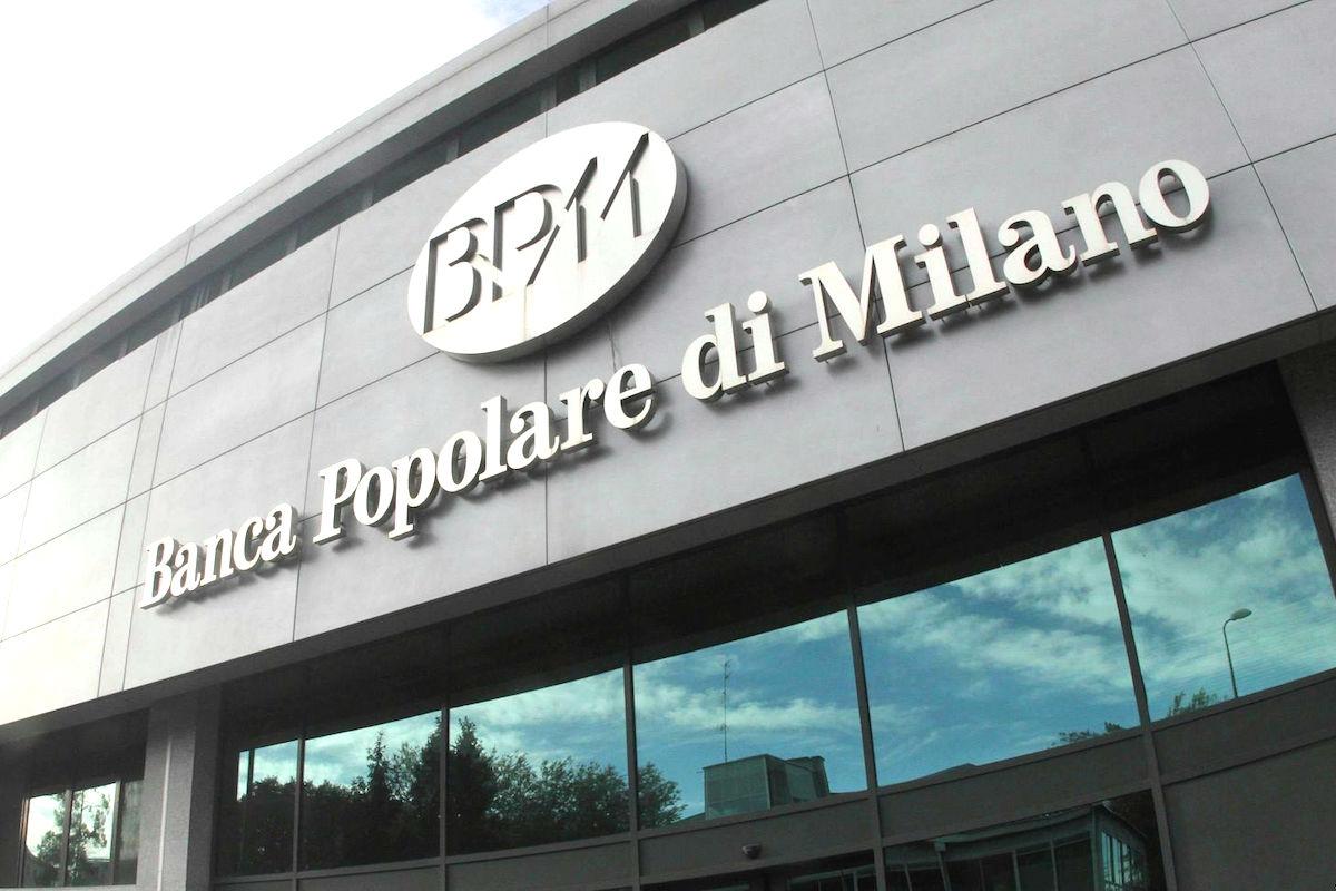 Sede de Banca Popolare de Milano.