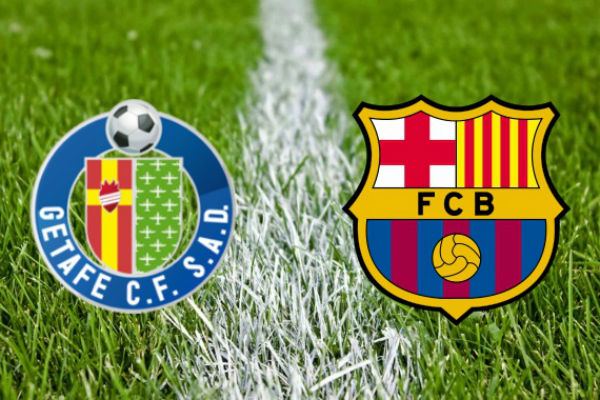 El Barcelona recibe al Getafe en el Camp Nou.