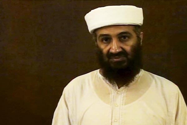 Osama Bin Laden, en una imagen desclasificada por los servicios de Inteligencia (Reuters)