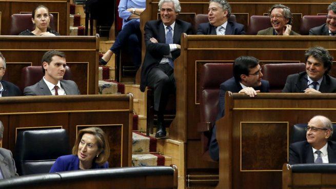 Imagen del Congreso de los Diputados. (Efe)