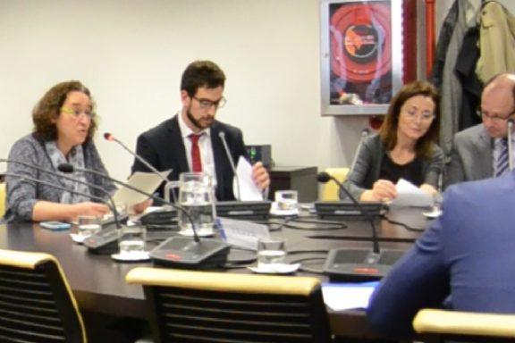 Samuel Romero Aporta, nombramiento cuestionado de Ahora Madrid. (Foto: OKDIARIO)