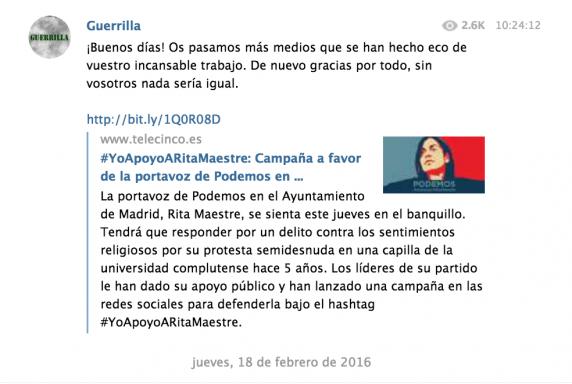 Así boicotea y manipula Podemos las redes sociales