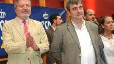 Cardenal acompaña a su jefe Méndez de Vigo, al que a día de hoy tiene muy descontento.