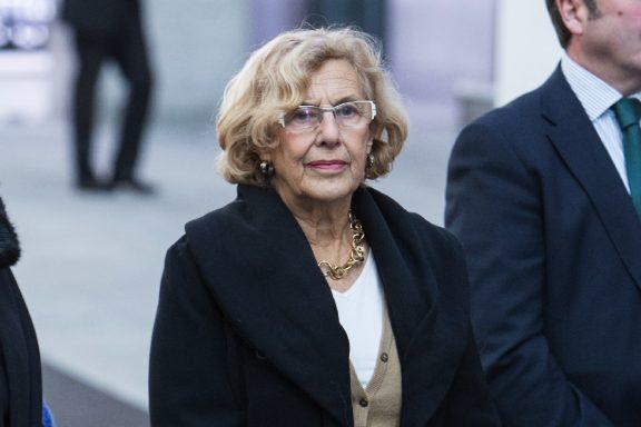 Carmena alcaldesa de la capital de España. (Foto: GETTY)