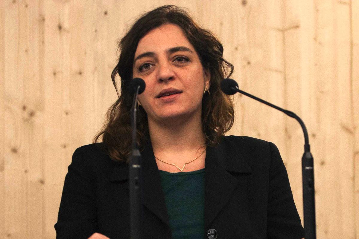 Celia Mayer concejala de Cultura en Madrid. (Foto: Ayuntamiento)