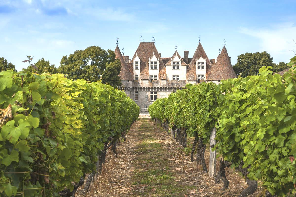 Chateau francés (Foto: istock)