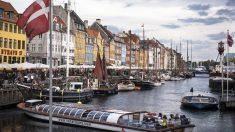 Canal Nyhavn en Copenhague. (Foto: AFP)
