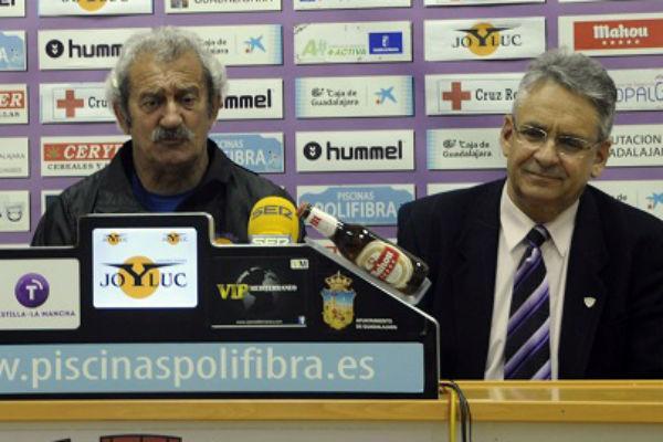 David Vidal, en su presentación. (Imagen: deportivoguadalajara.com)