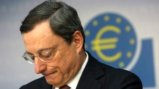 El presidente del BCE, Mario Draghi (Foto: GETTY).