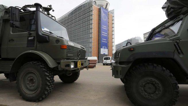Francia aborta un nuevo ataque terrorista mientras Bélgica detiene a seis sospechosos