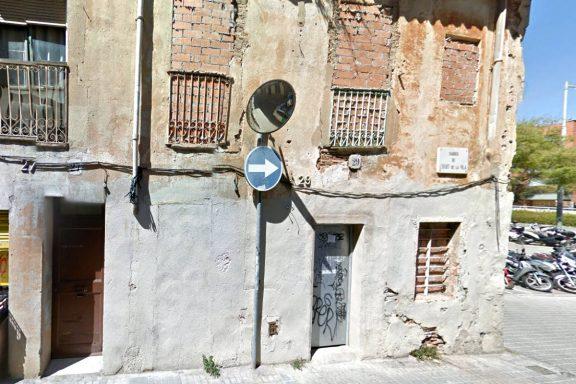 Viviendas okupadas de Hort de la Vila de Sarrià