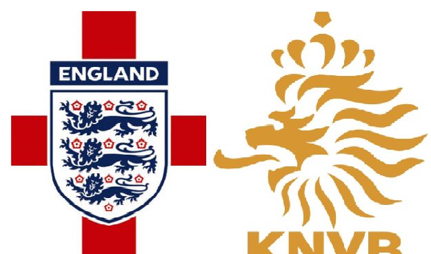 Inglaterra vs Holanda