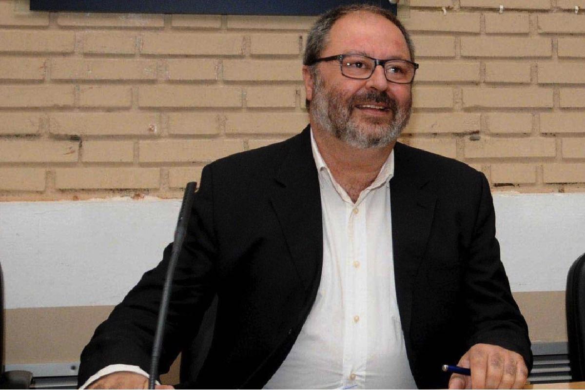 Javier Barbero, concejal de Seguridad de Ahora Madrid. (Foto: Ayuntamiento)