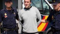 La Policía detiene al etarra Jon Kepa Preciado. (Foto: Policía Nacional)