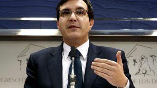 José Luis Ayllón en rueda de prensa. (Foto: EFE)