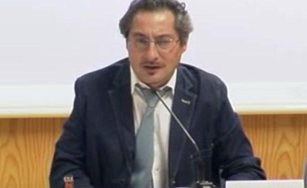 Juan Agustín Morón, teniente de alcalde del PSOE en Dos Hermanas.