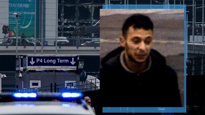 El terrorista detenido Salah Abdeslam era parte del plan de las bombas de Bruselas