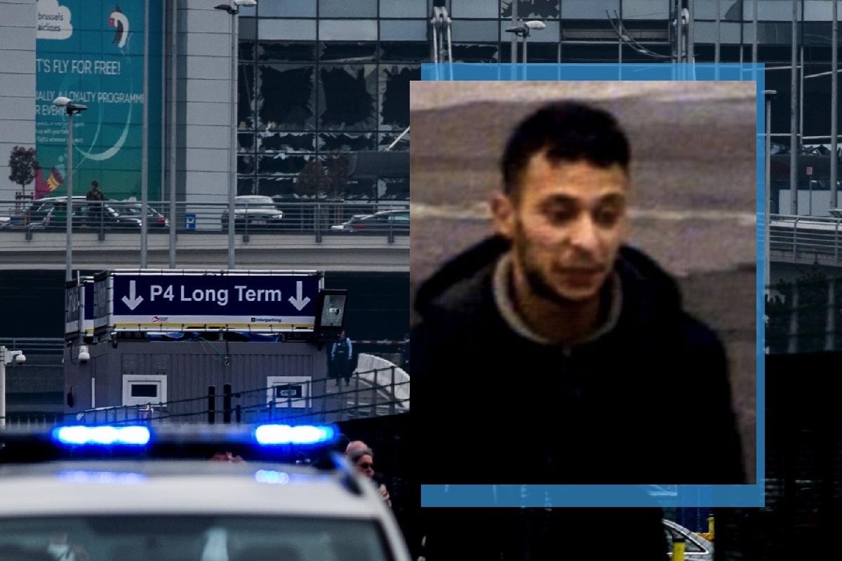 La detención del terrorista pudo acelerar los atentados en la capital comunitaria. (Fotos: AFP/BFM)