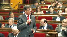 El ex consejero de Artur Mas Lluís Recoder Lluis Decoder. (Foto: EFE)