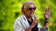 Manuela Carmena, alcaldesa de la capital. (Foto: AFP)