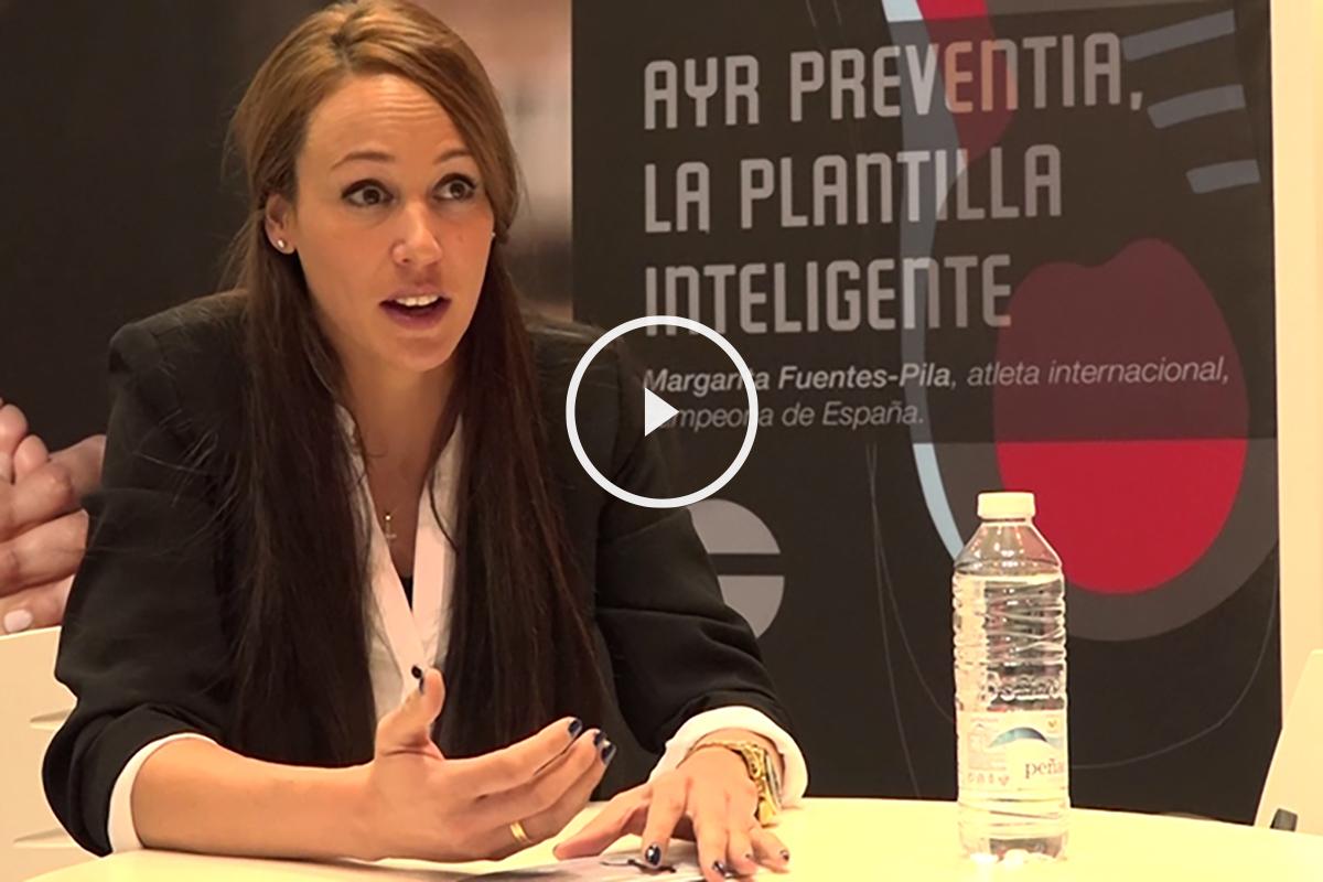 Margarita Fuentes-Pila.