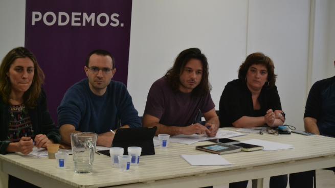 Luis Alegre: «No es el momento de mirarnos el ombligo, sino de echar al PP»
